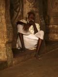 Sitting in temple Trichy.jpg