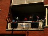 Balcony in Jordaan