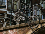Hanging bike