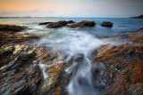 Seascape in Rayong Thailand, Part I