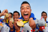 SEAGAMES 2007 :Rugby, Basketball and Volleyball