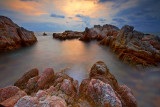 Seascape in Rayong Thailand, Part II