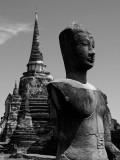 Ayuthaya Wat Phra Sri