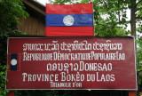 Laos Bokeo Triangle Or