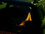 Eiffel Tower - Reflection