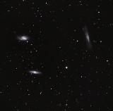 M65, M66, and NGC 3628