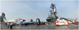USS Intrepid Flight Deck Panorama 2