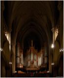 Saint Patrick's Cathedral Organ Case