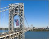 George Washington Bridge  Veterans Day