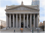 New York State Supreme Courthouse
