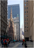 Trinity Church View from Broadway