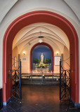 Chapel of the St. Matthias church