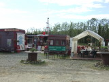 Hot Spot Cafe at Mile J60 on the Dalton Highway