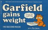 Garfield Gains Weight (1981) (inscribed)