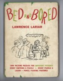 Bed and Bored (1958) (inscribed with original drawing)