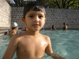 First day of Pool '10!