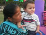 Anna and Rahil