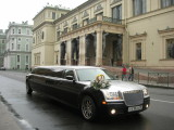 Limo vs. St. Petersburg building
