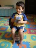 Afternoon mango shake