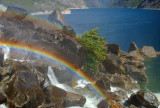 Wapama Falls, Hetch Hetchy Reservoir