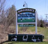 Vermont. April 2009.