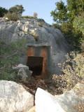 Catioren Temple Site, Ayas: Nov 2007