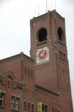 Beurs van Berlage - clock tower