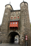Helpoort - the oldest surviving town gate in the Netherlands (1229)