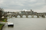 Sint Servaasbrug - links the Maastricht's centre with the Wyck district