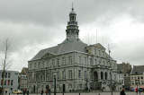 Stadhuis - the town hall built from 1559 - 1664 and is a masterpiece by Pieter Post fo the Northern Netherlands