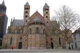 Sint Servaasbasiliek (Basilica of Saint Servatius), a Roman Church