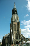 the 13th century Oude Kerk contains tombs of eminent Delft citizens like Antonie van Leeuwenboek, inventor of microscope