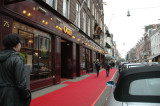 wow, red carpets