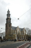 Westerkerk - the setting for the wedding of Queen Beatrix and Prince Claus in 1966