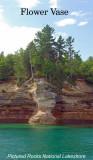 Flowervase, Pictured Rocks National Lakeshore