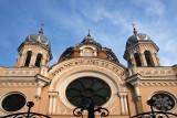 Târgu Mureş (Marosvásárhely) - Synagogue