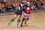 Rated PG Roller Girls Bouts
