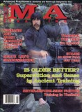 SCOTT WONG ON THE COVER OF MA TRAINING
