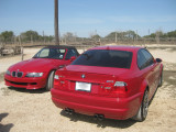 2006 Dinan M3 with M Roadster