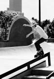Jamail Skate Park 10 bw