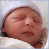 Zachary James-so serious (14 hours old)