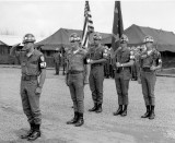 188th MP Company Honor Guard