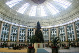 Partial Lobby View of the West Baden Springs Hotel