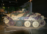 The Jagdpanzer (side view)