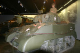 US Army Light Tank (Stewart V)