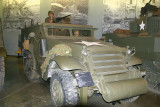 WWII US Army M5 Personnel Carrier