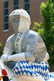 Jockey Aboard Alysheba (1987 Kentucky Derby Winner)