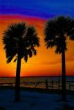 Pensacola Beach Saturated