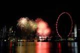 Singapore Fireworks 2008