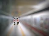 Tokyo subway line